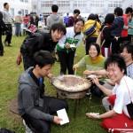 体育祭 ジンギスカン